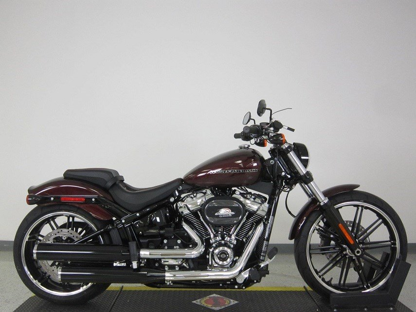 new 2018 harley davidson softail breakout 114 fxbrs softail in riverside 18fxbrschrry. Black Bedroom Furniture Sets. Home Design Ideas