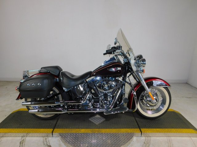 Pre-Owned 2015 Harley-Davidson Softail Deluxe FLSTN
