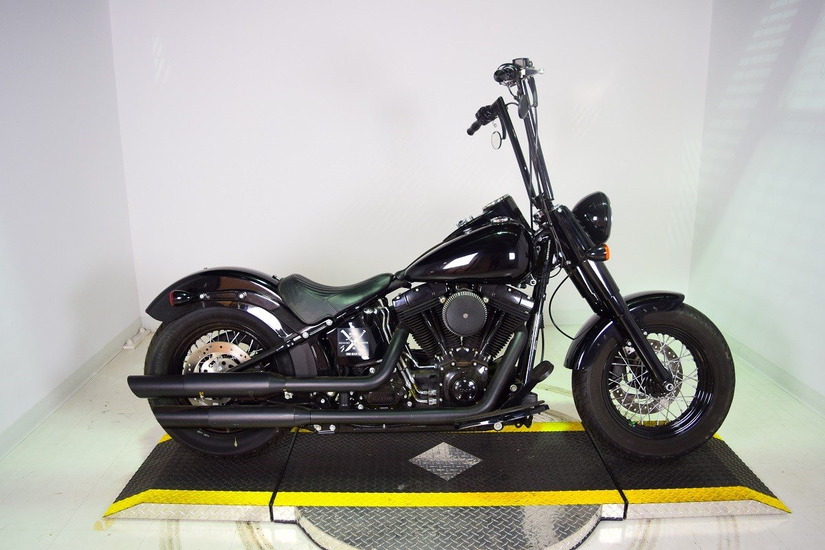 Harley Davidson Fls Softail Slim Review