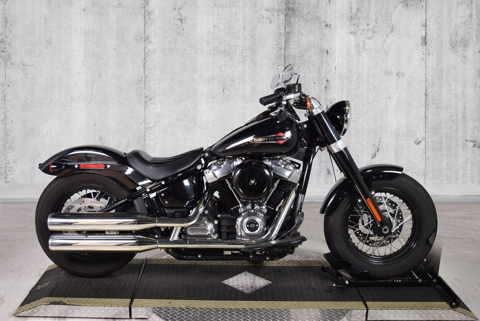 Pre-Owned 2019 Harley-Davidson Softail Slim FLSL
