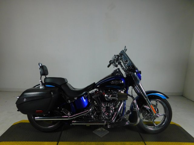 Pre-Owned 2011 Harley-Davidson Softail Convertible CVO FLSTSE