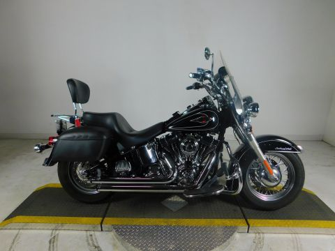 Pre-Owned 2011 Harley-Davidson Softail Heritage Classic FLSTC