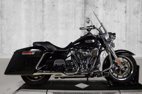 Pre-Owned 2018 Harley-Davidson Road King FLHR