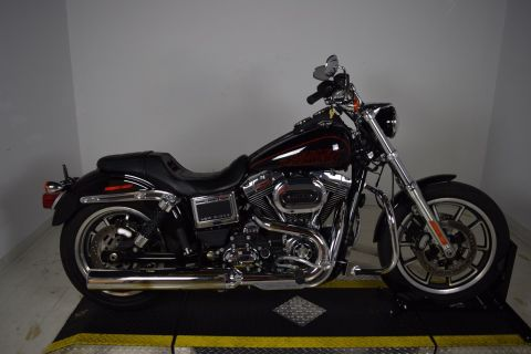 Pre-Owned 2017 Harley-Davidson Dyna Low Rider FXDL