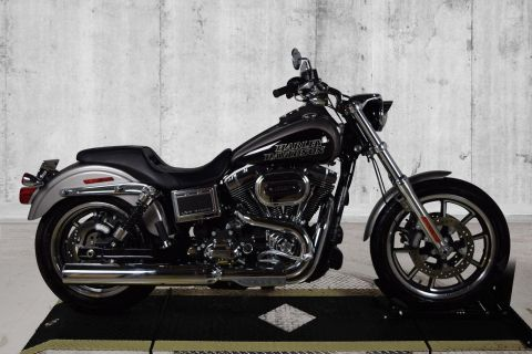Pre-Owned 2016 Harley-Davidson Dyna Low Rider FXDL