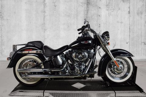 Pre-Owned 2014 Harley-Davidson Softail Deluxe FLSTN