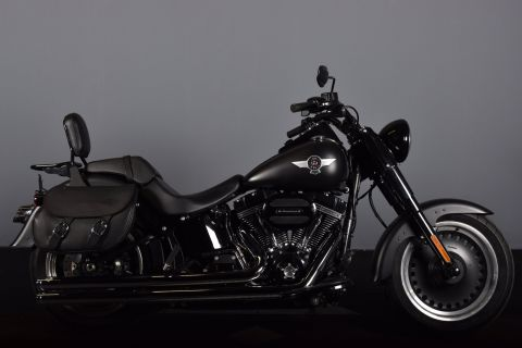 Pre-Owned 2016 Harley-Davidson Softail Fat Boy S FLSTFBS