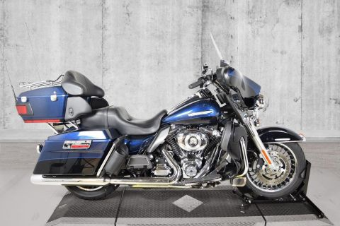 Pre-Owned 2012 Harley-Davidson Ultra Limited FLHTK