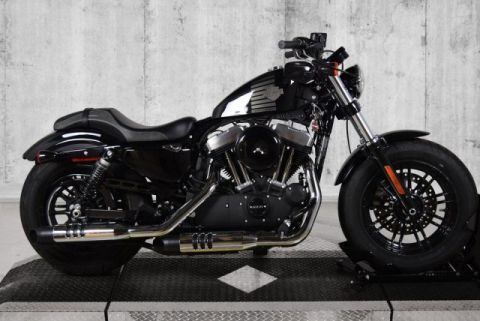 Pre-Owned 2018 Harley-Davidson Sportster Forty-Eight XL1200X