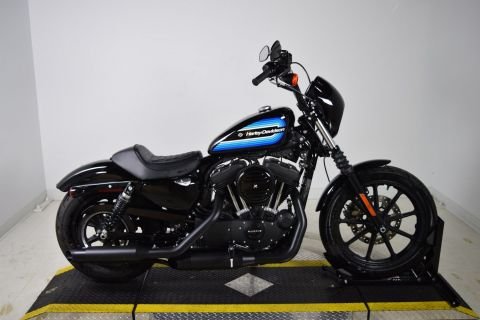Pre-Owned 2018 Harley-Davidson Sportster Iron 1200 XL1200NS