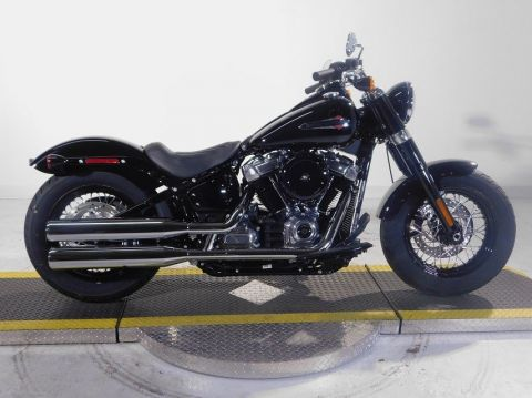 New 2018 Harley-Davidson Softail Slim FLSL