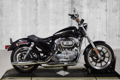 Pre-Owned 2018 Harley-Davidson Sportster 883 Superlow XL883L