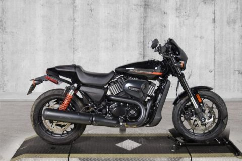 Pre-Owned 2019 Harley-Davidson Street Rod XG750A