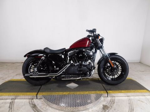 New 2020 Harley-Davidson Sportster Forty-Eight XL1200X