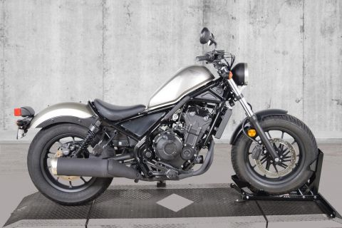 Pre-Owned 2018 Honda Rebel 500